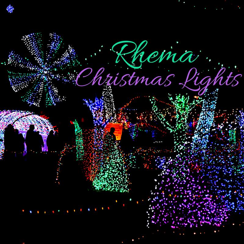 flip the switch rhema bible church - Christmas Lights Tulsa