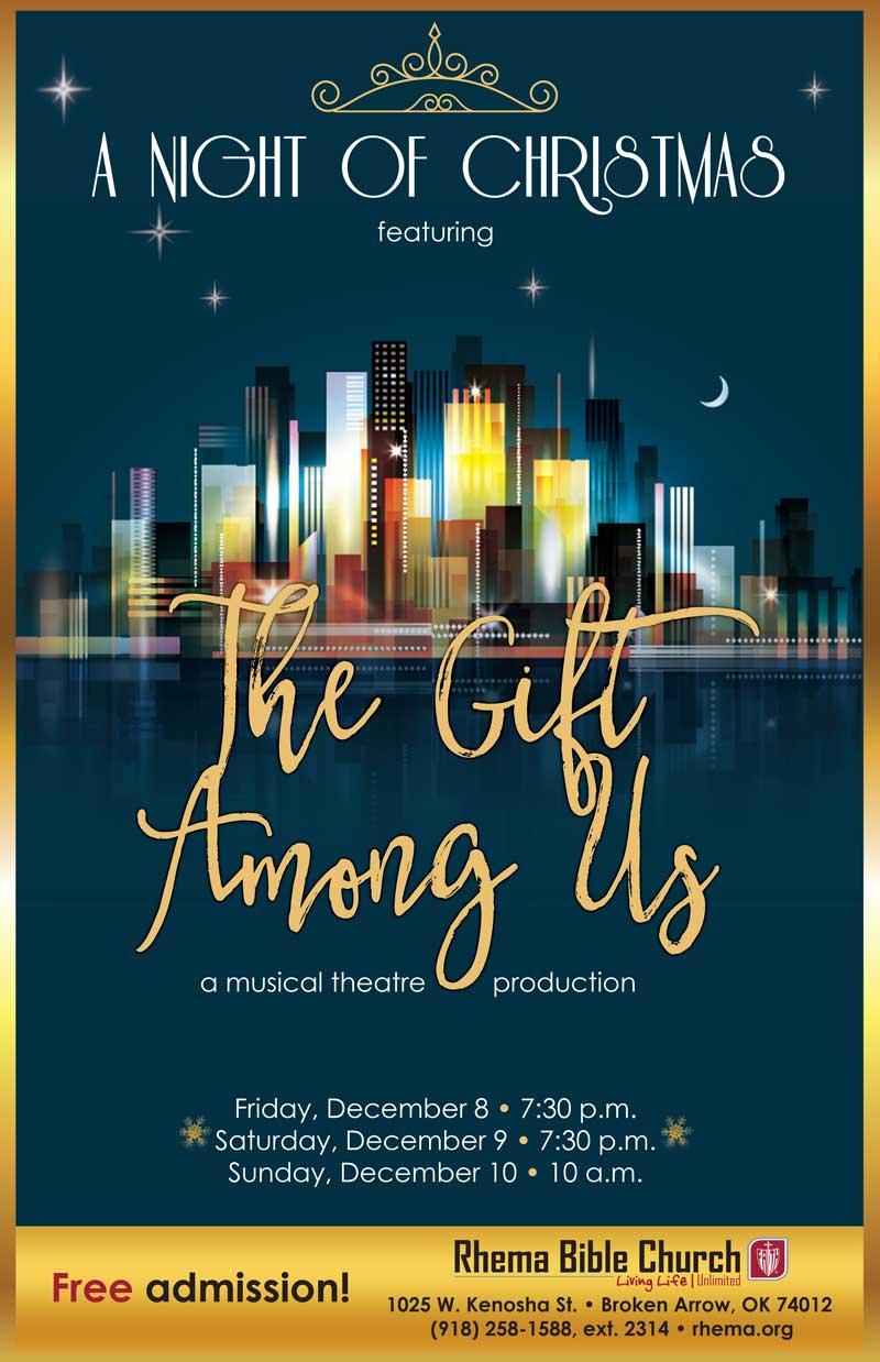 The Gift Among Us, A Night of Christmas