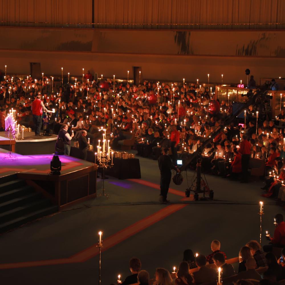 Candlelight Service Christmas Eve